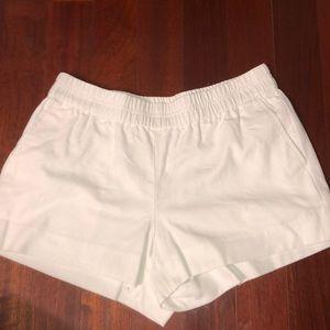 J.Crew White Shorts